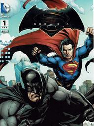 蝙蝠侠大战超人 正义黎