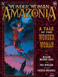 神奇女侠:亚马逊尼亚