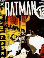 蝙蝠侠:战争游戏