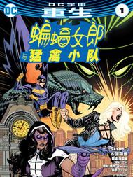 蝙蝠女郎与猛禽小队-蝙